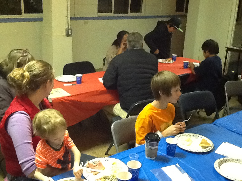 MECC Gratitude Family Night November 2016