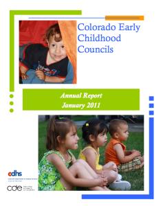 CDE Annual Report