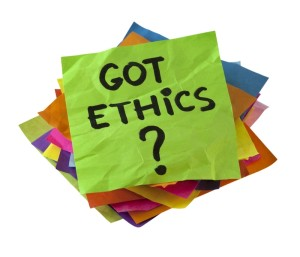 2. Got ethics
