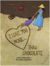 I Love You More Than Chocolate | Melanie Milburn