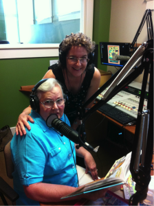 Laura McHenry and Barbara Looff