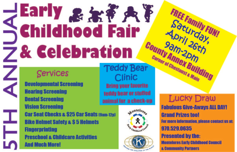 5th Annual Early Childhood Fair & Celebration