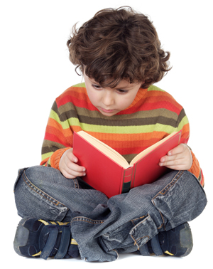 Get free books for your child through the Imagination Library