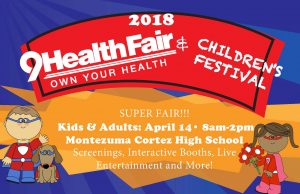 2018 Children's Festival - Montezuma County Health Fair