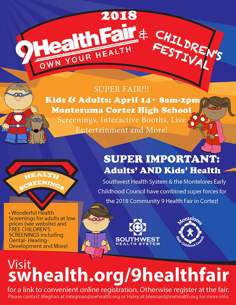 Children's Festival and Health Fair - Montelores Early Childhood Council