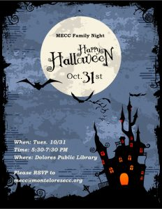 MECC Family Night October 2017