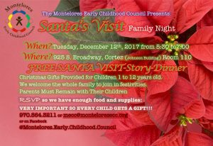 MECC Family Night December 2017