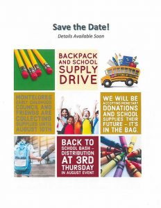 MECC Backpack Drive 2018