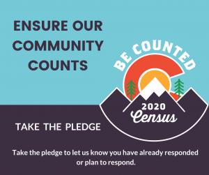 Take the Census Pledge